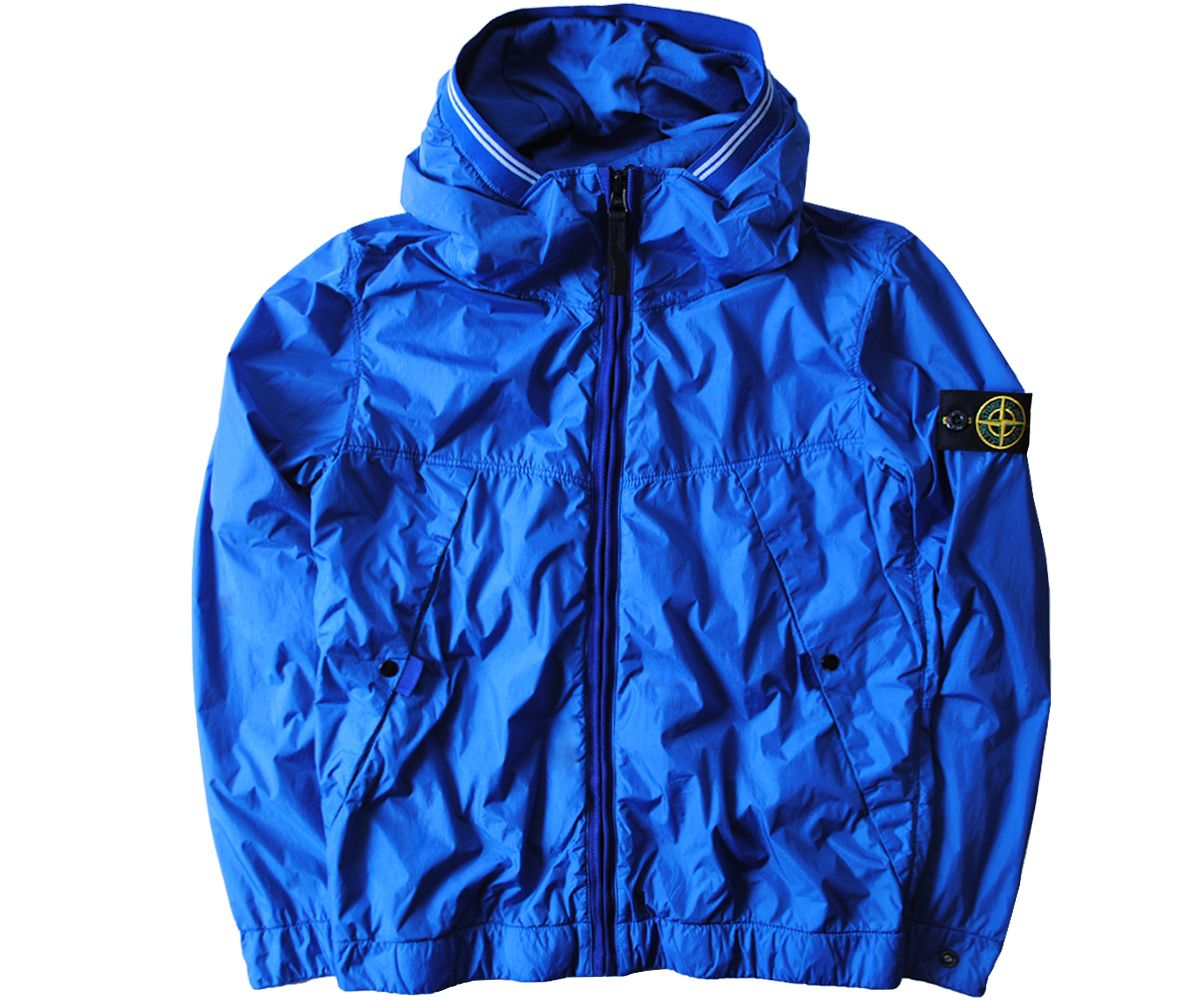 2efc4a4d54 Stone Island Junior Shell Jacket Blue - Terraces Menswear | Clobber ...