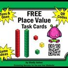 Place Value: Place Value with Tens and Ones - Here are 6 task cards to help your students practice tens and ones place value.  Students will love t...