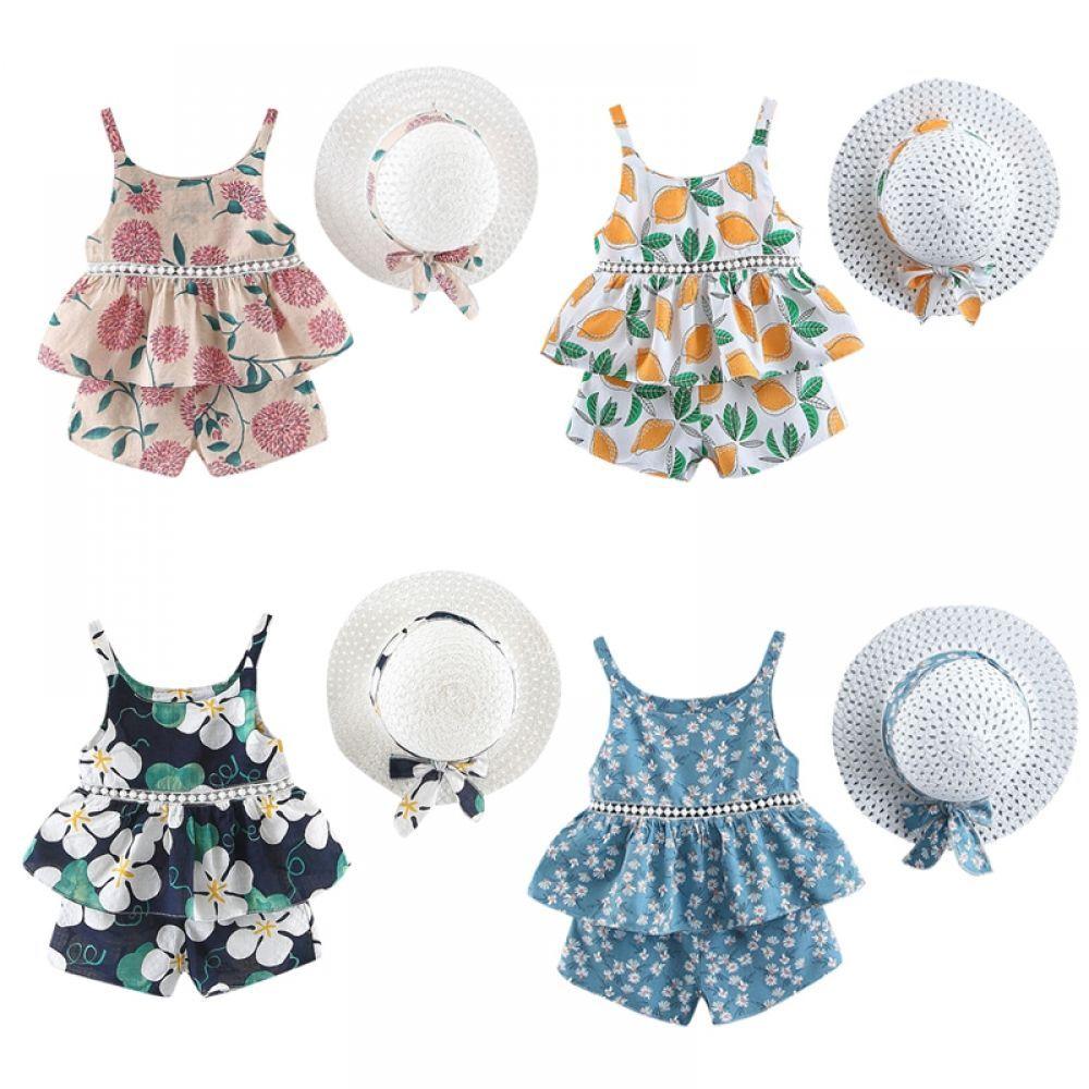 Baby Mädchen Sommer Set
