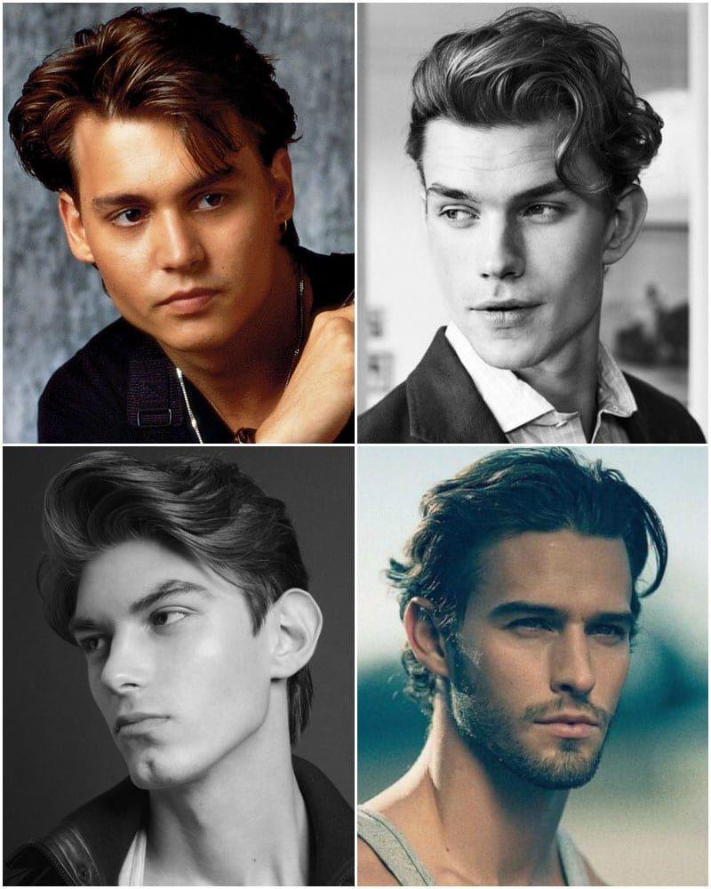 Hair Style Evolution: Johnny Depp 46