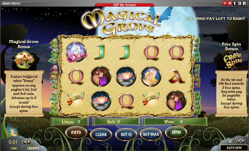 Free online casino slot games to play for fun