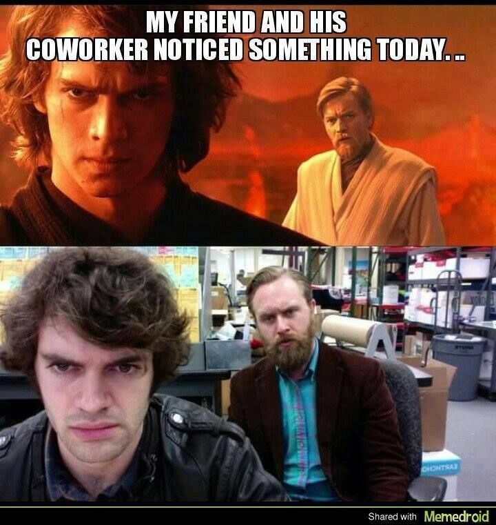 The resemblance is strong with this one. http://imgur.com/r/funny/ql6BBkL