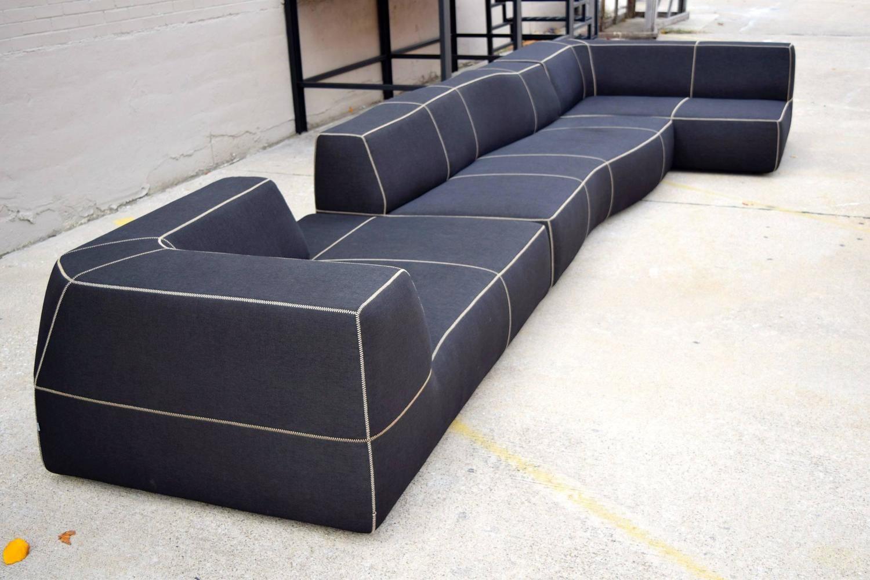Bb Italia Bend Sofa By Patricia Urquiola In 2019 Genial Sofa