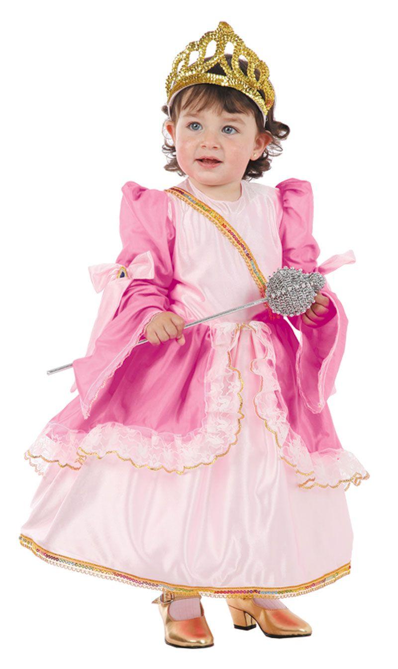Disfraces de #princesa rosa para bebes   bbs   Pinterest   Disfraz ...