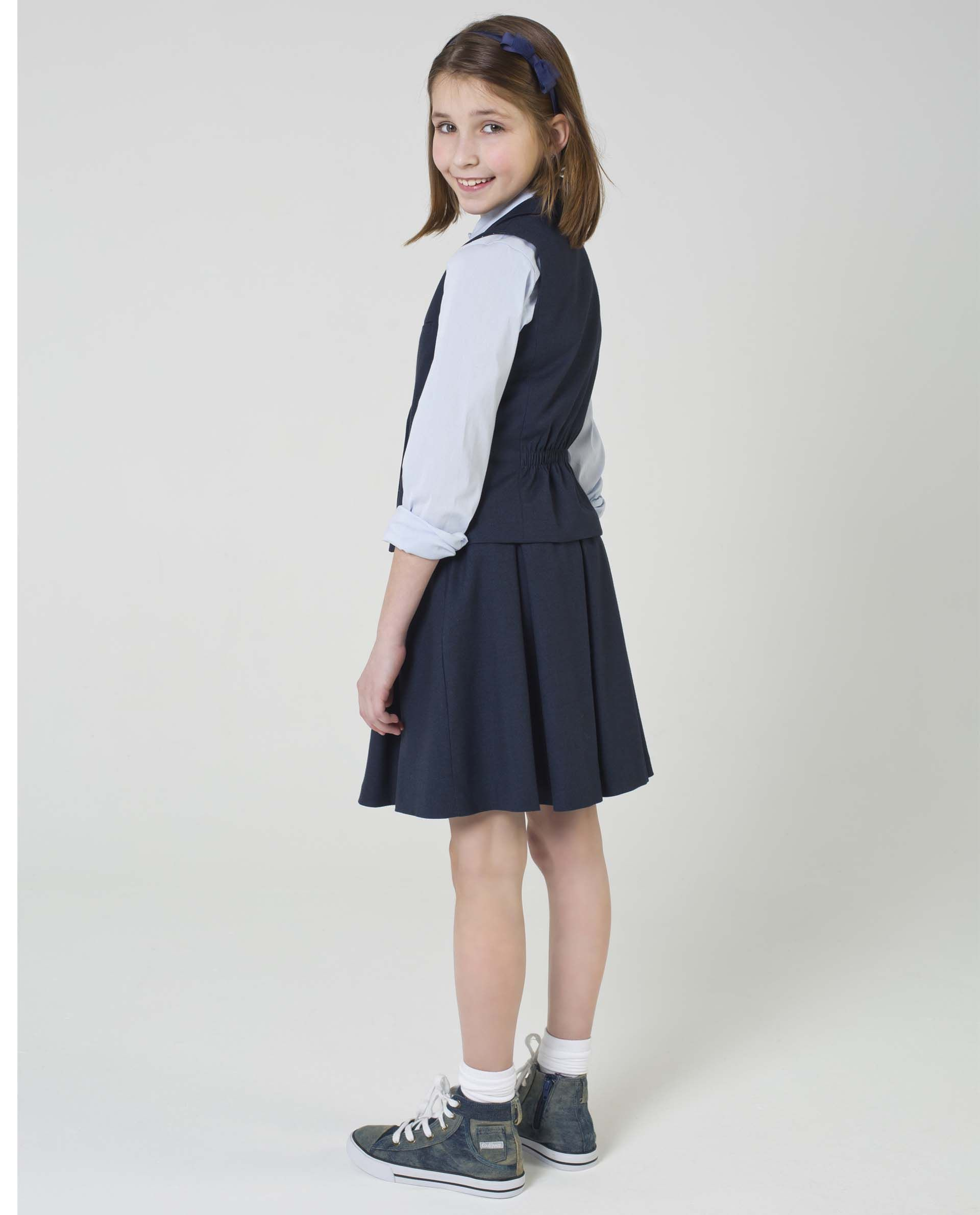 Выкройка рукава к школьной форме для девочки фото 544