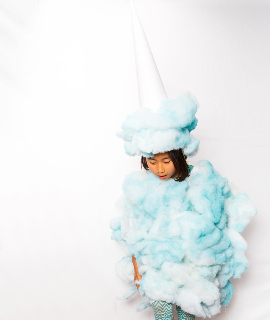 DIY Cotton Candy Costume   Candy halloween costumes, Halloween ...