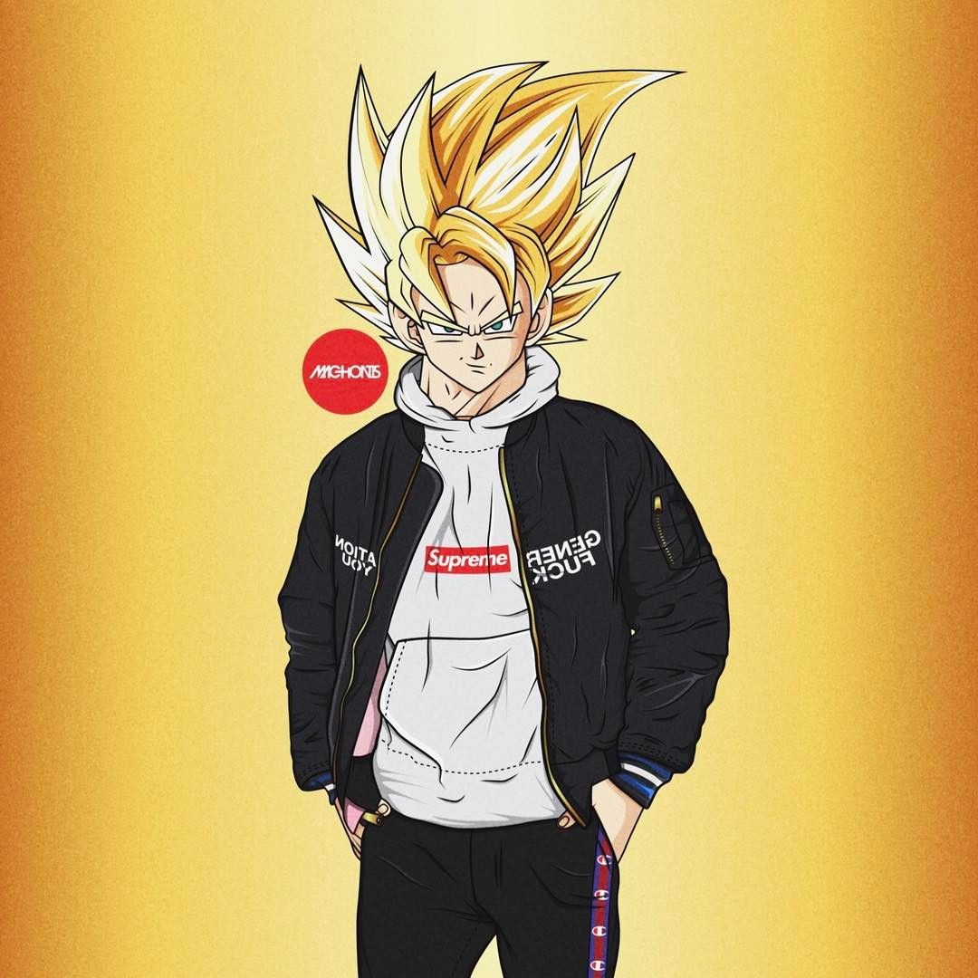 Dope Z Supreme Wallpaper Dragon Ball 5