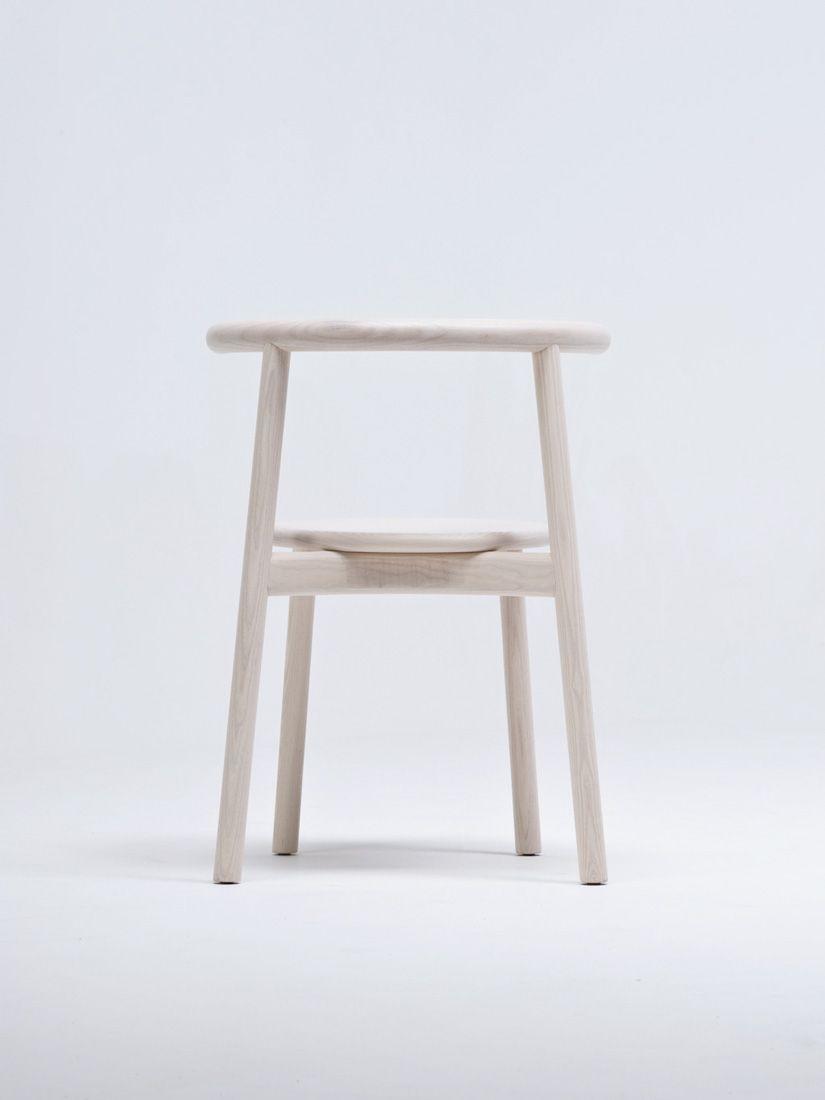 Solo By Studio Nitzan Cohen Chair Design Wooden Wooden Chair Plans Minimalist Chair