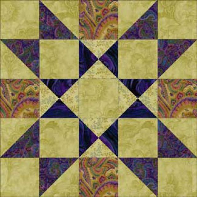 Love Star Quilts? Make Patchwork-Packed Providence Quilt Blocks ... : 10 inch quilt blocks free - Adamdwight.com