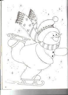 Navidad Moldes De Amanda JUEGOS DE BANO NAVIDENOS