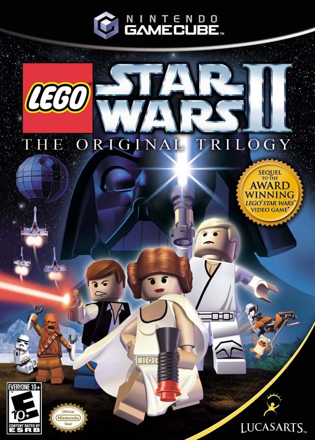 LEGO Star Wars II: The Original Trilogy (Gamecube) | Personal Game ...