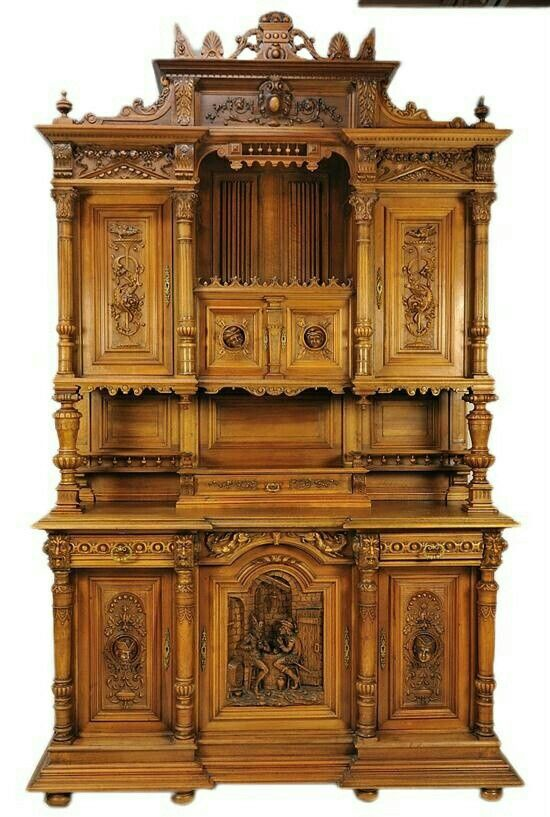pin von hellen rose auf renaissance neo renaissance furniture pinterest alte schr nke. Black Bedroom Furniture Sets. Home Design Ideas