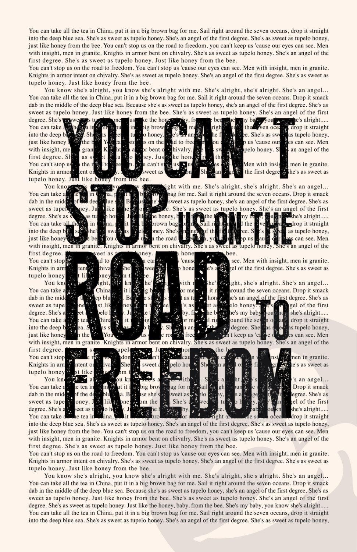 Van Morrison Tupelo Honey Poster Vintage Style Book Page Print
