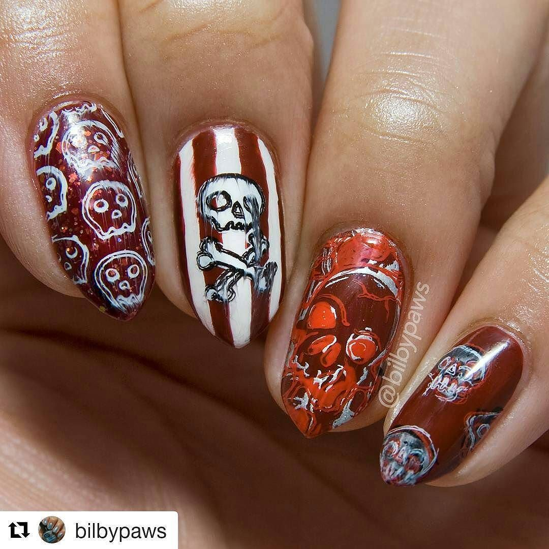 Halloween Nails Click To Shop Online For Nails Products More