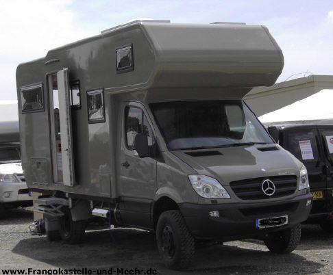 Mercedes Bimobil Am Besten Mit Dem Reisemobil Reisemobil