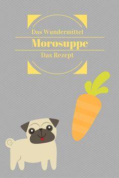 Sie gilt als Wundermittel bei Durchfall: Die Morosche Möhrensuppe. Hier gelangt ihr zu dem einfachen Rezept.