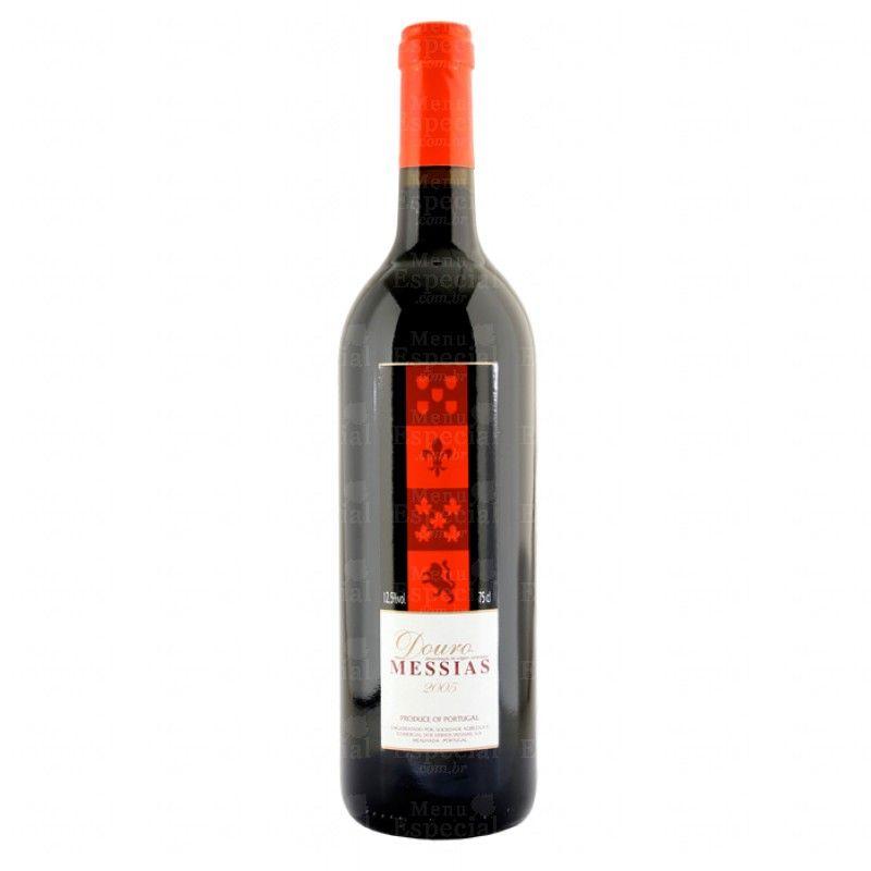 Vinho Tinto Portugues Douro Messias Menu Especial R 26 50