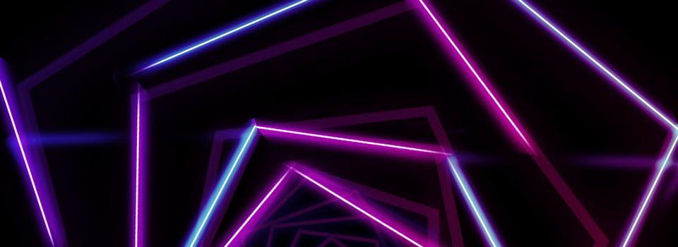 خطوط متوهجة أنيقة تأثير نيون الخلفية ضوء النيون موضة جو خطوط مضيئة خلفية Neon Neon Fashion Graphic Design Background Templates