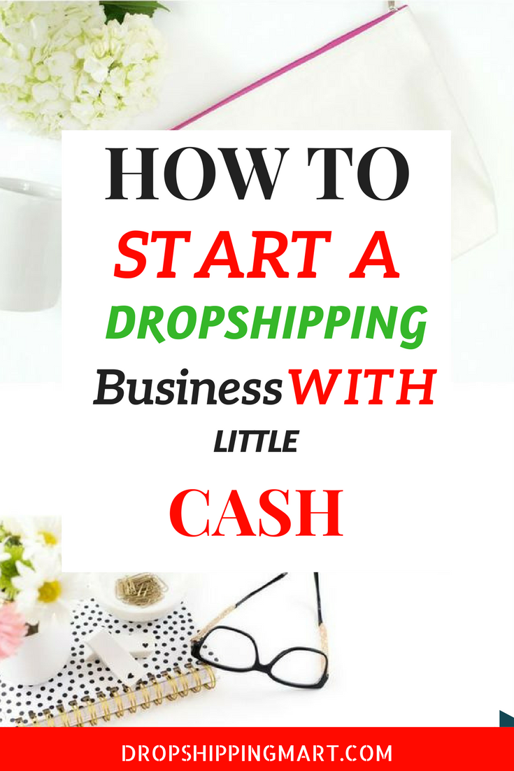 How To Start A Drop Shipping Business With Little Cash | Hustle ...