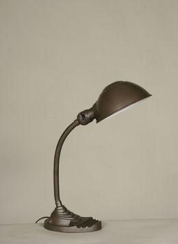 Vintage Gooseneck Desk Lamp Studio Workstation Desks