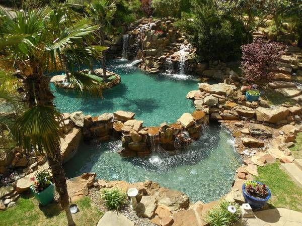 Tropical Oasis As Seen On Animal Planet The Pool Master Swimming
