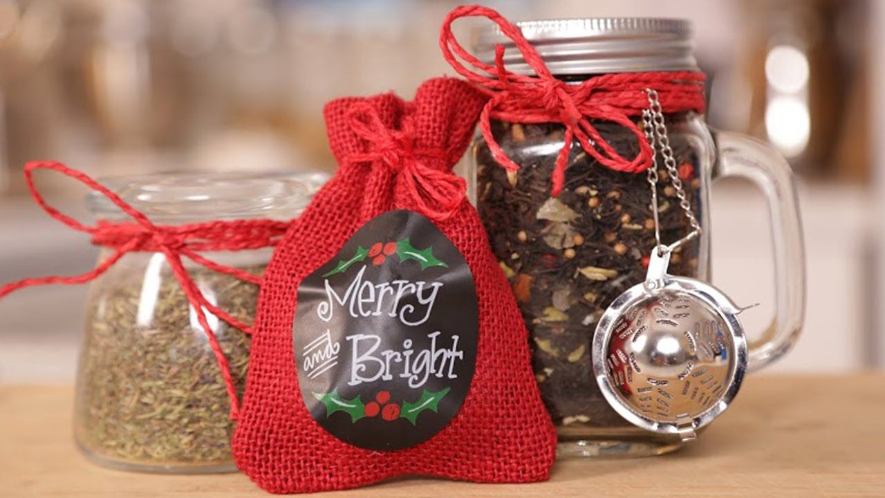 Chai Tea Mulled Wine Spice Herbes De Provence Edible Gifts Edible Gifts Mulled Wine Spices Spice Mix Gift