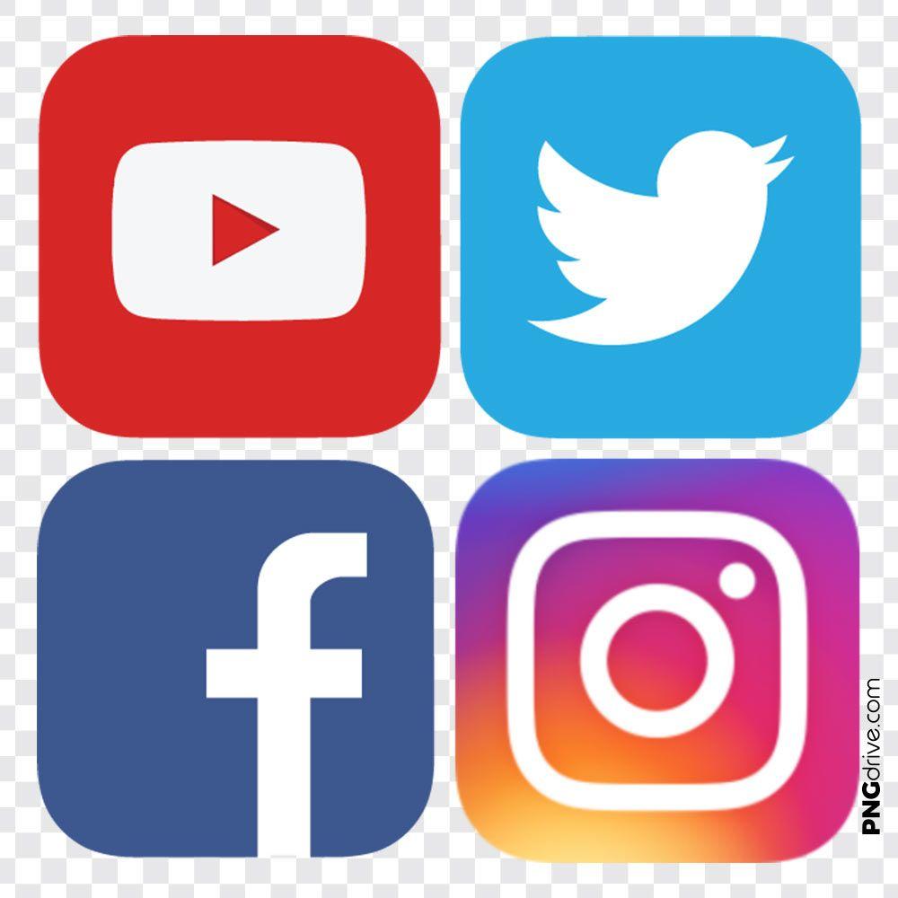 Pin By Png Drive On Social Media Png Image Facebook And Instagram Logo Instagram Logo Logo Facebook