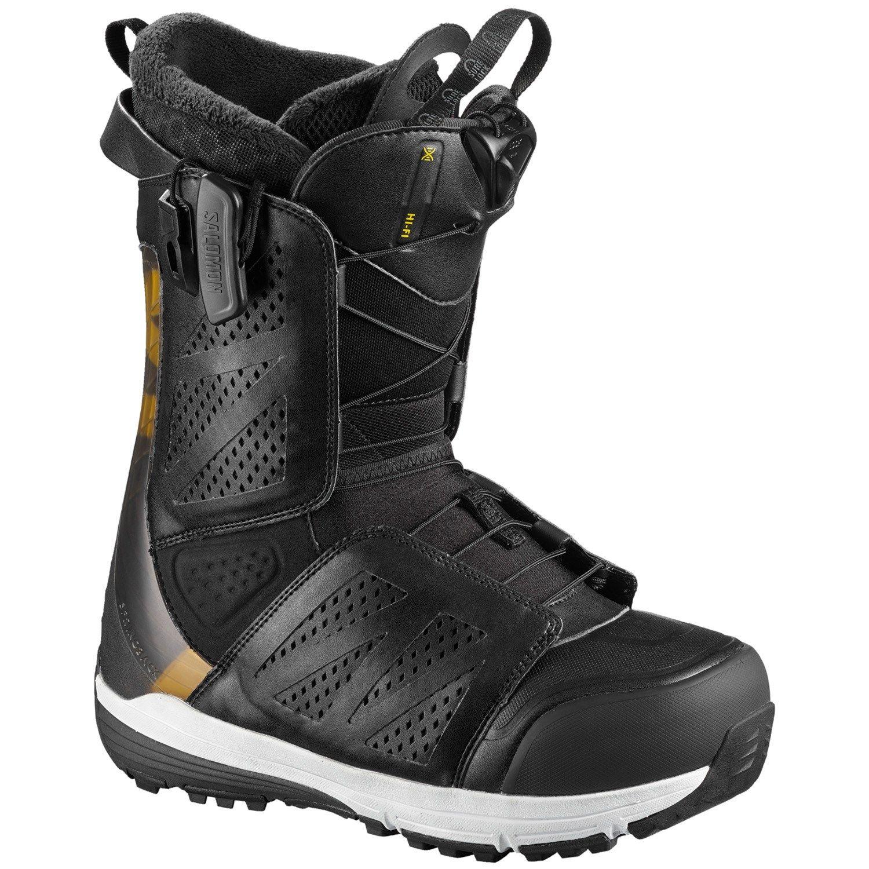 Salomon Hi Fi Snowboard Boots 2020 | Boots, Snowboard