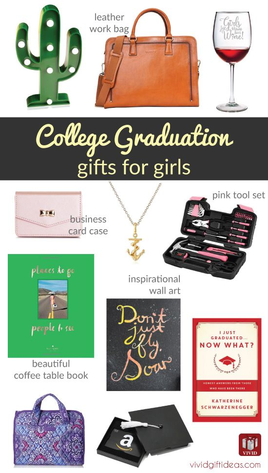 12 Meaningful College Graduation Gifts For Girls