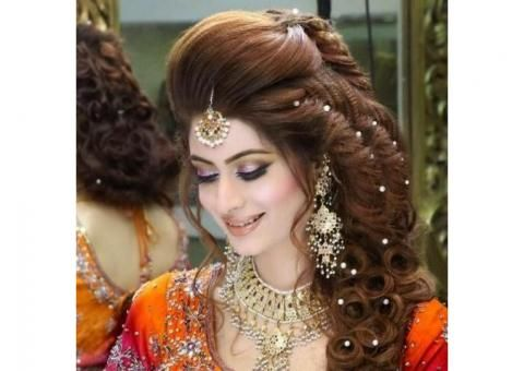 I Mehndi Hairstyles : Kashee s beauty parlour karachi classified