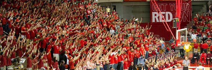 Stony Brook University Basketball Game Stony Brook University Stony Brook Red Zone
