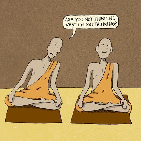 Downdog Funnies Buddhist Humor Downdog Diary Yoga Quotes Funny Yoga Funny Funny Yoga Memes