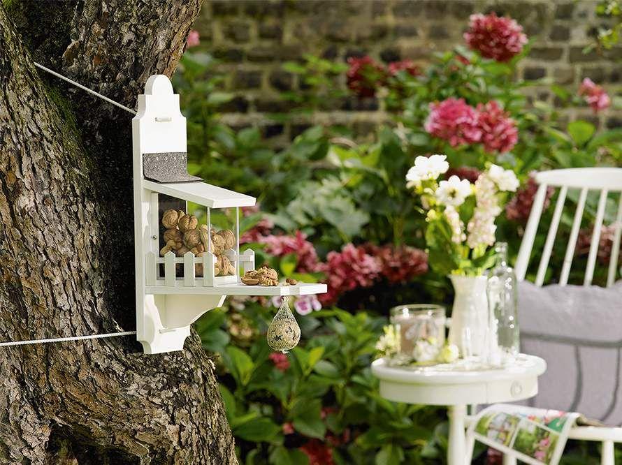 toom kreativwerkstatt eichh rnchen futterhaus my lovely garden eichh rnchen futterhaus. Black Bedroom Furniture Sets. Home Design Ideas