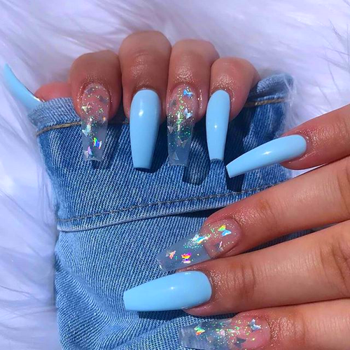 Gelnägel - Nägel ♥ #nailsonfleek Hashtag auf Instagram • Fotos und Videos - Welcome to Blog