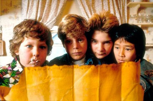 Goonies never say die. All time classic