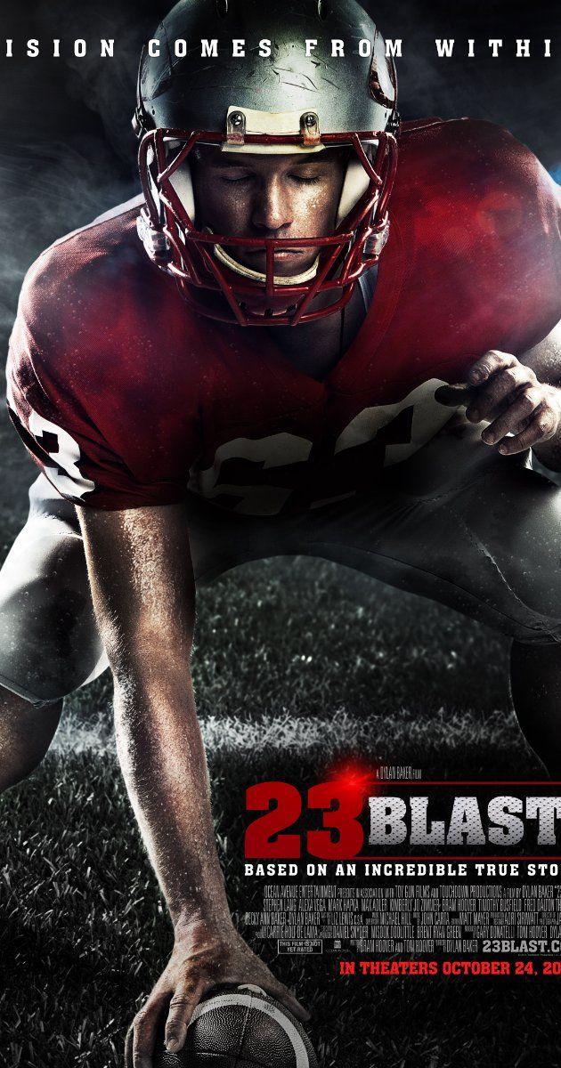 23 Blast 2014 Christian Movies Football Movies Sports Movie