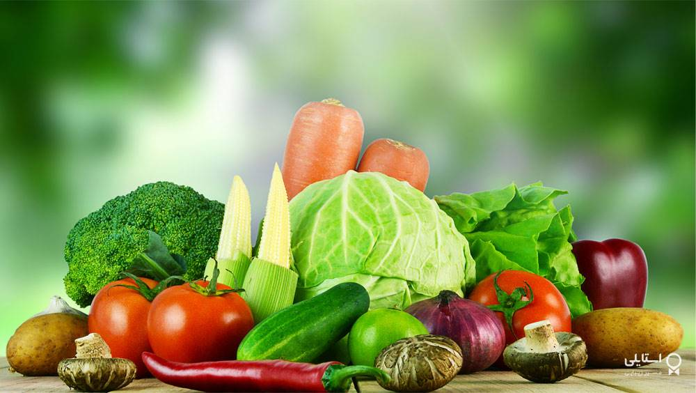 کاهش سرطان با فلاونوئیدها In 2020 Vegetables Tomato Food