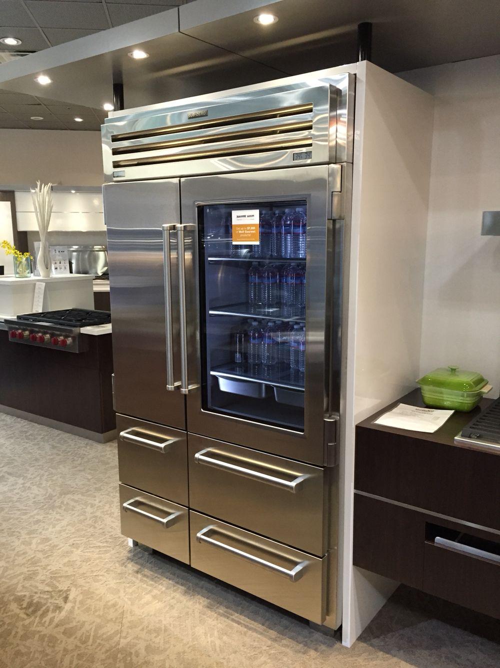 Sub-Zero 648PROG Refrigerator at Universal Appliance and Kitchen ...