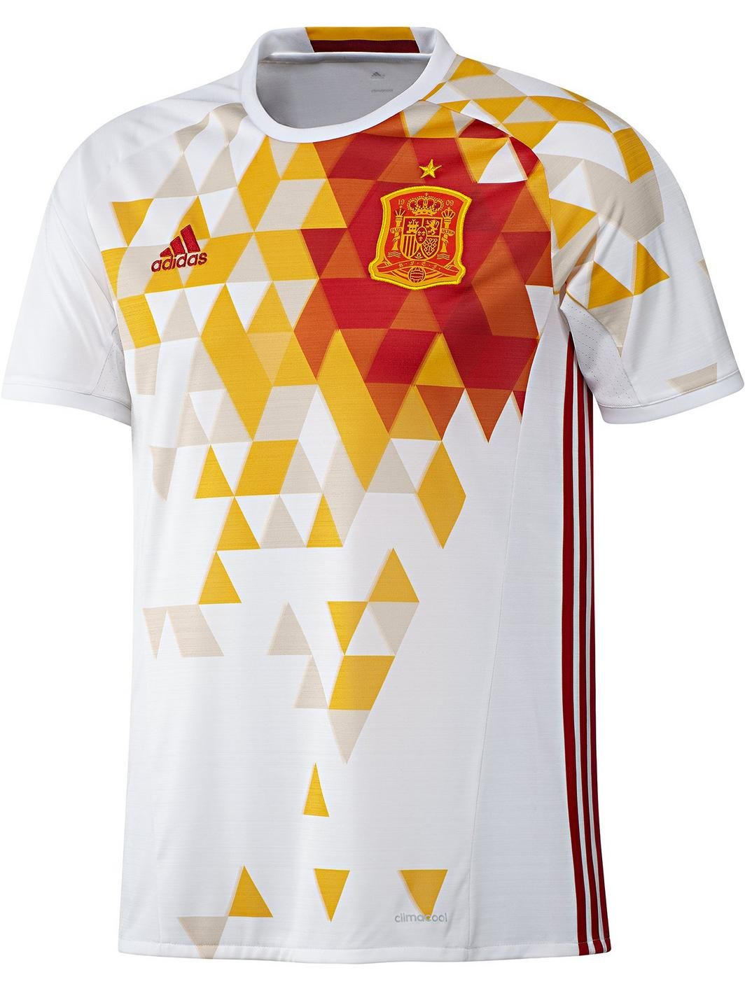 43dfcea8a84 Spain Away Adidas Football Shirt. If you love soccer