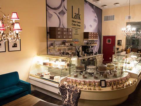 Lark Cake Shop in Silver Lake Los Angeles county Lark Obession