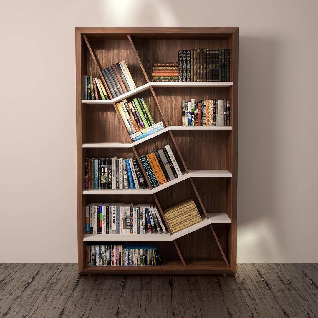 Loculamentum Bookcase By Schwarzmann 😍 Via @homeadore