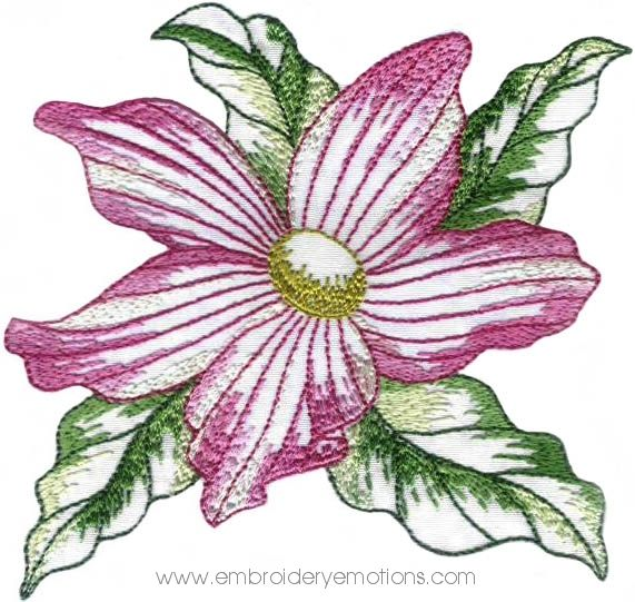 Free Machine Embroidery Designs Patterns Decorative Flowers