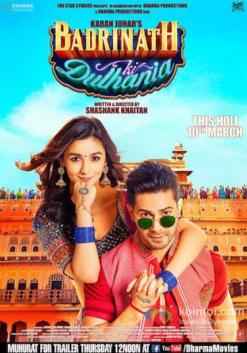 badri ki dulhania full movie online watch free