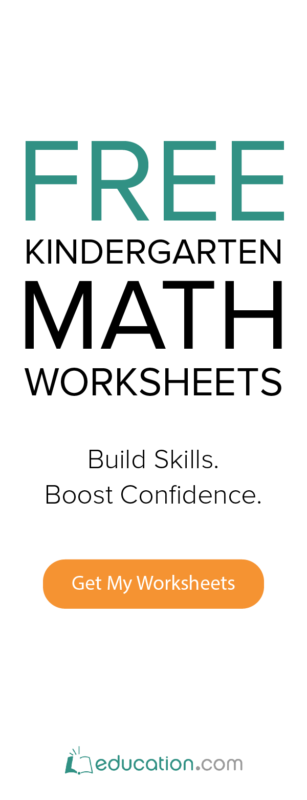 Free Kindergarten Math Worksheets From The 1 Educational Site 2nd Grade Math Worksheets Kindergarten Math Worksheets Free 4th Grade Math Worksheets