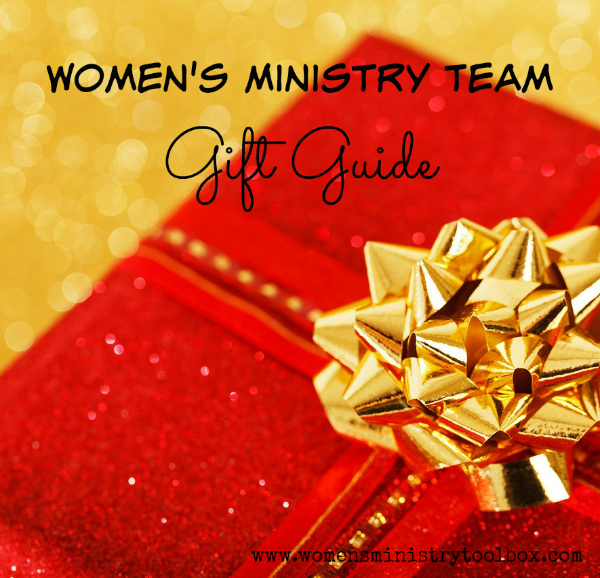 Women's Ministry Team Gift Guide Library quotes, Team