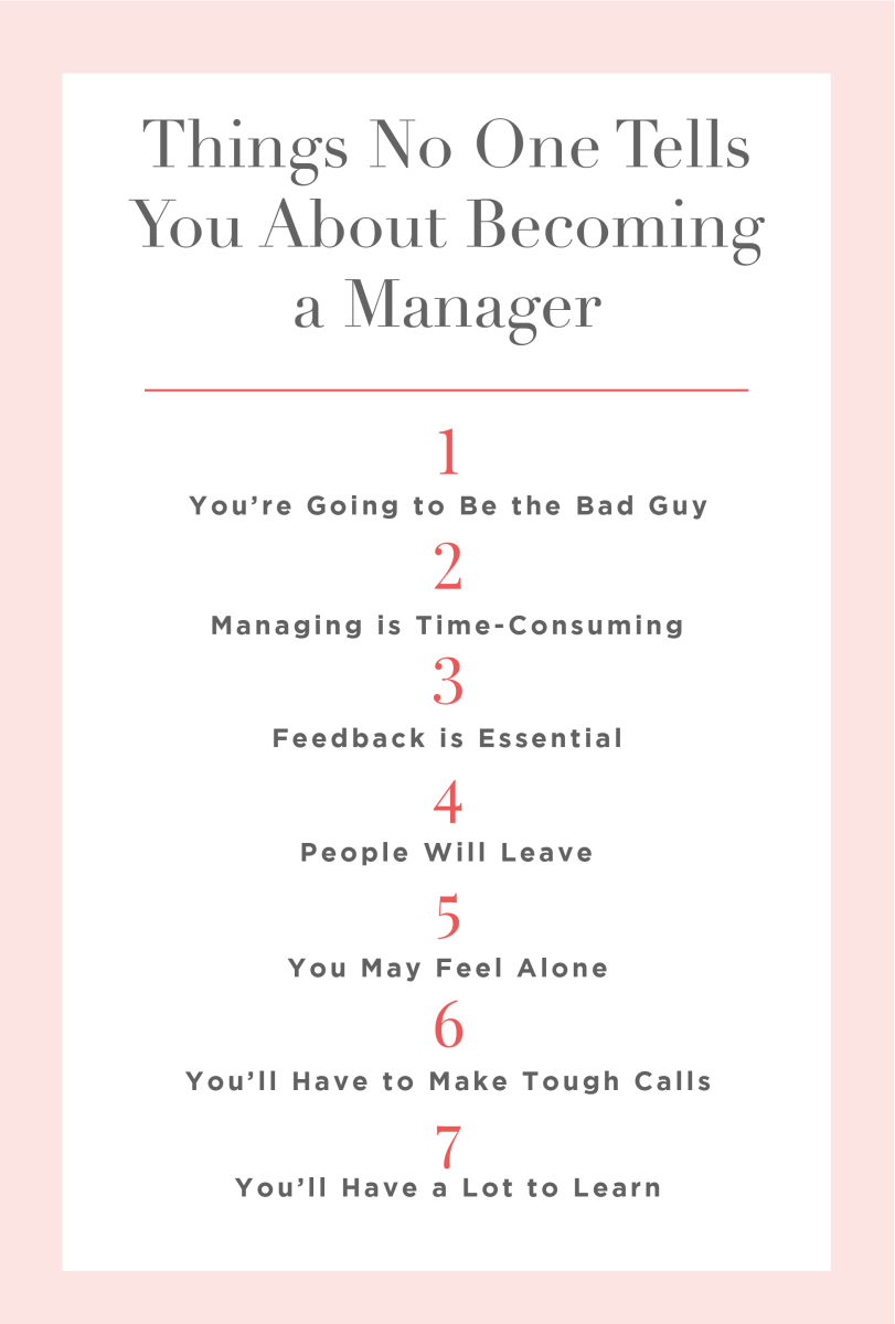 7 Things No One Tells You About Becoming a Manager