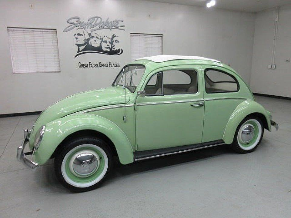 1960 Volkswagen Beetle for sale near Sioux Falls, South