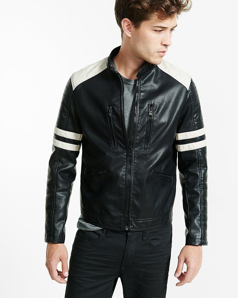 Pin De Creative Mind Designs En Men S Leather Jackets Pantalones De Cuero Pantalones Cuero [ 1200 x 960 Pixel ]