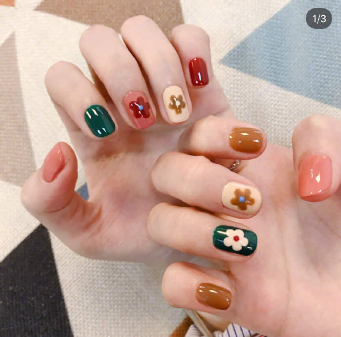 Korean Nails Art