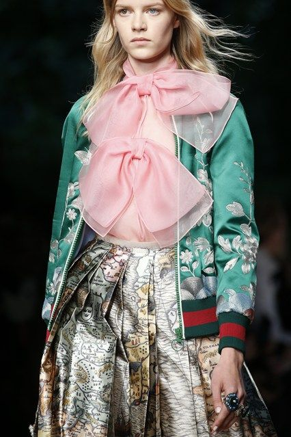 e2877129d61 The Anatomy Of A Gucci Look - take a peek at Alessandro Michele's mood board